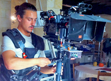 Thibault Larrieu Cameraman and Camera and Tech Maintenance Specialist