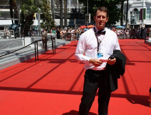 Richard Duquette Red Carpet Cannes