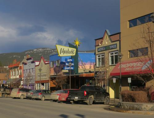 WhiteHorse capital of the Yukon Territory