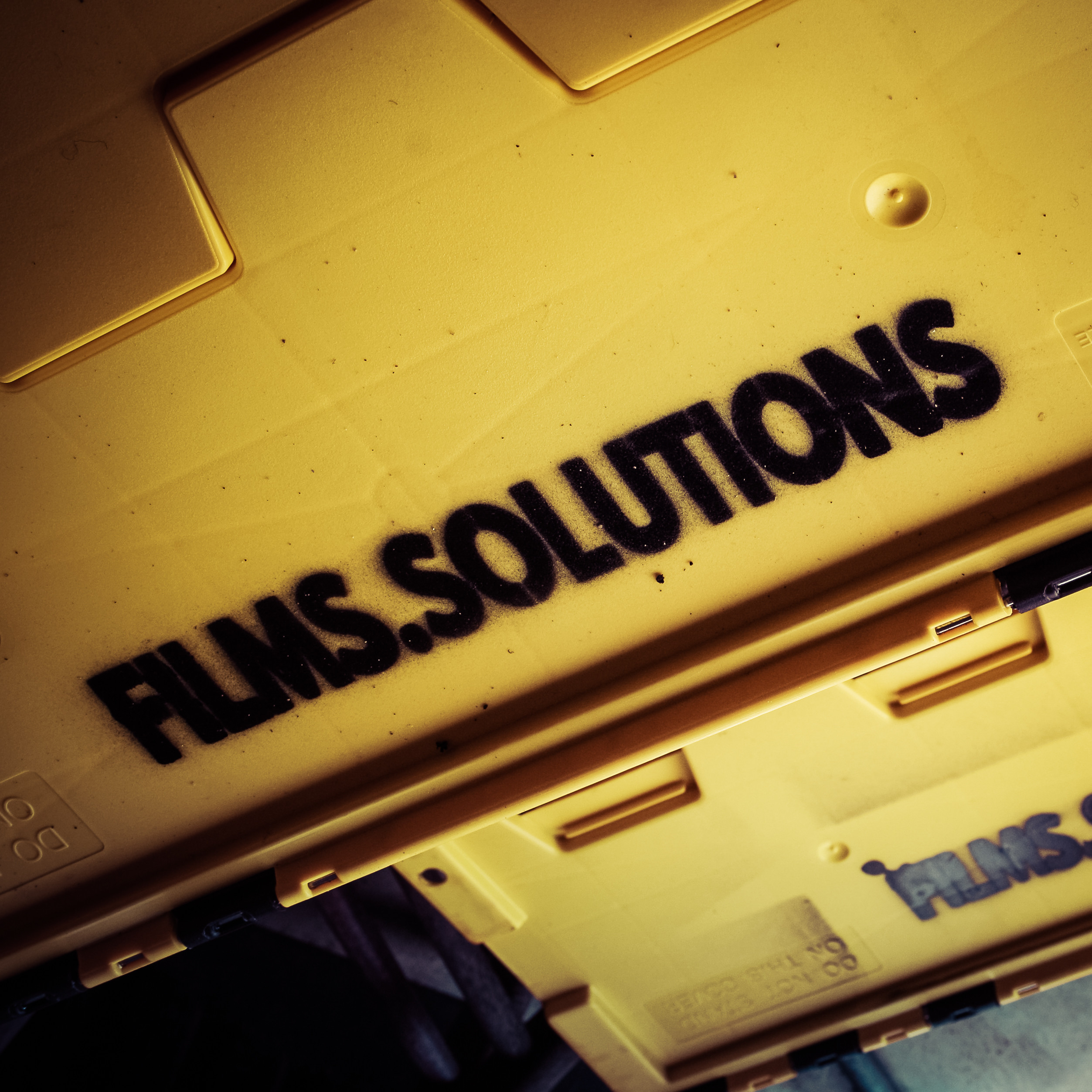 Films Solutions equipment storage
