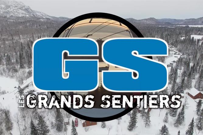 The Great Trails tv Show Winter Canada yukon Quebec Newfoundland