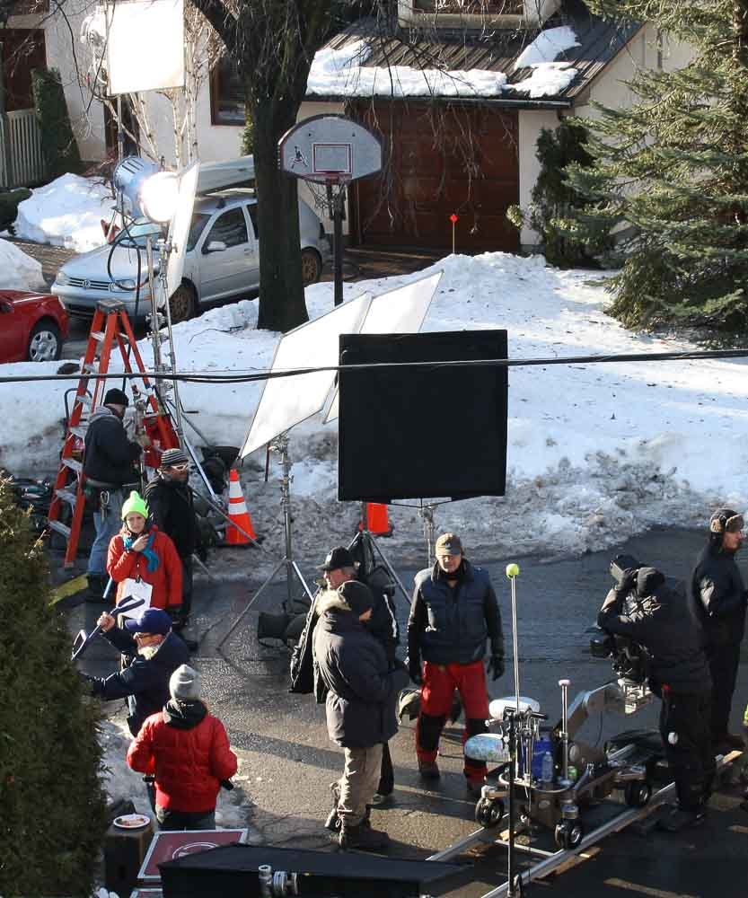 Filming in Canada - Winter Film Production - Montreal Film location