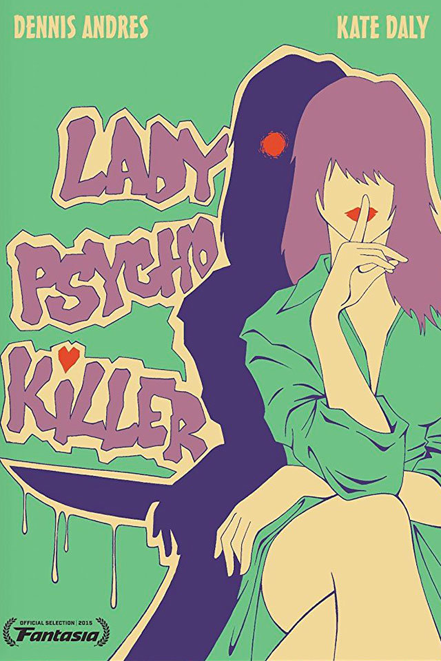 See IMDB for Lady Psycho Killer