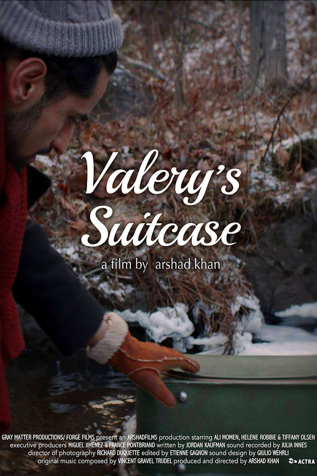 See IMDB for Valery's Suitcase