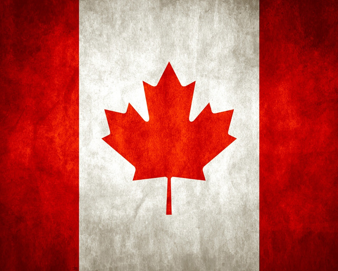 Canadian flag film production in Canada
